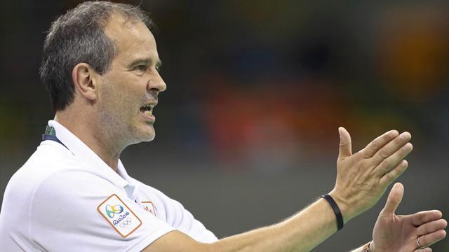 Handball: Niederländer Groener wird ab 2018 Frauen-Bundestrainer