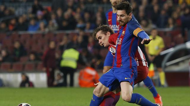 Le Barça et l'Atlético ont deux objectifs distincts et peu de temps pour y parvenir