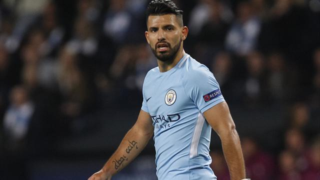 Nach Autounfall: Agüero bei Manchester City vor Rückkehr