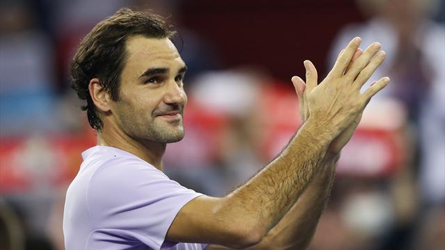 Federer batte Gasquet in due set e raggiunge Del Potro in semifinale a Shanghai