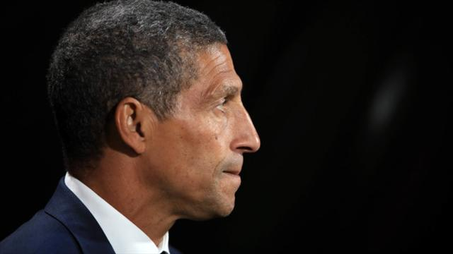 Brighton boss Chris Hughton is wary of Everton threat after their tough start