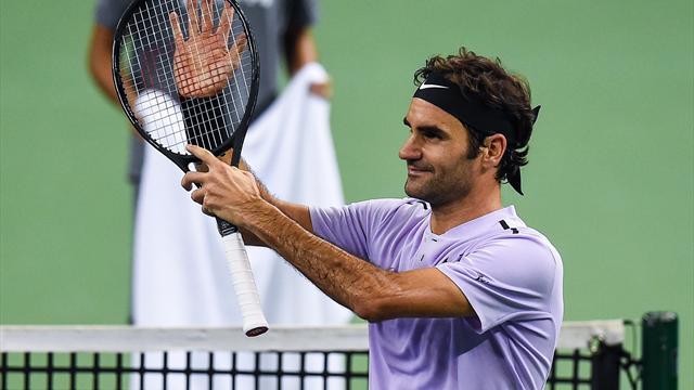 Masters 1.000 de Shanghái, R. Gasquet-R. Federer: La revancha de Nueva York está servida (5-7 y 4-6)