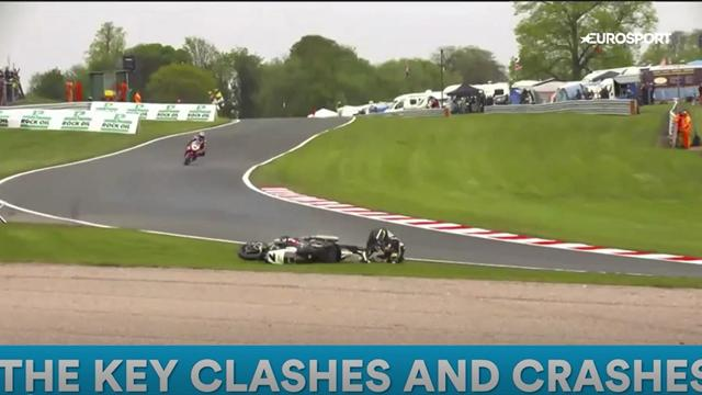 Key clashes and crashes from BSB title race