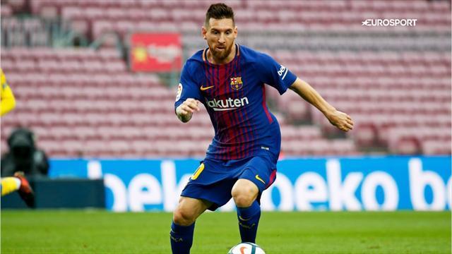 40 Millionen Pfund Handgeld? Guardiola lockt Messi zu City