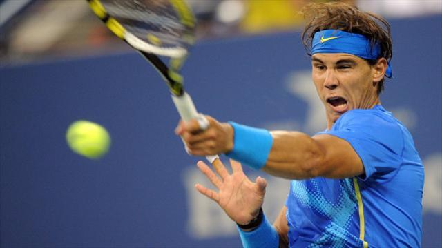 The Rafael Nadal resurgence continues