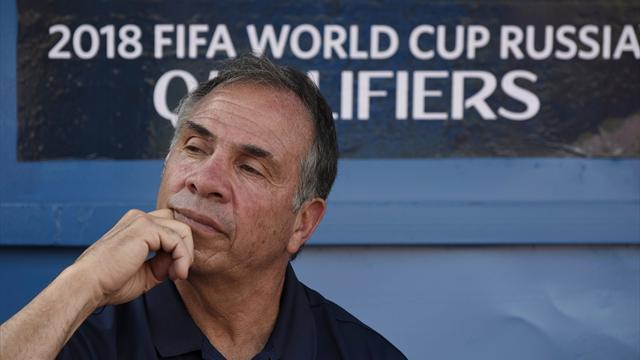 Arena resigns as manager of U.S. men's team