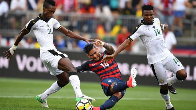 FIFA weist Ghanas Protest nach WM-Aus ab