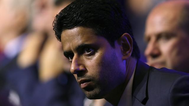 Verdacht auf Bestechung: FIFA ermittelt gegen Al-Khelaifi