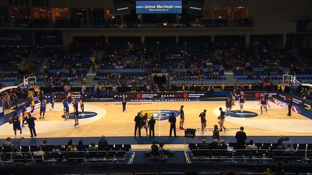 Highlights: Khimki Mosca-Valencia 75-70