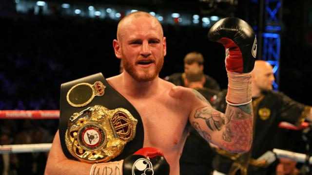 Groves warned of Cox threat as he prepares for first defence of WBA title