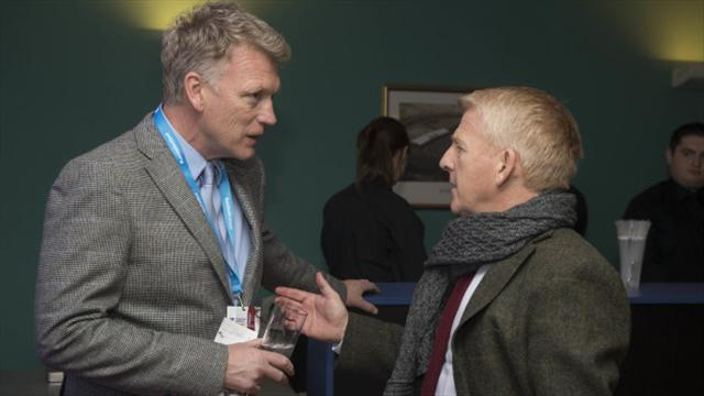 David Moyes open to discussions about replacing Gordon Strachan as Scotland boss