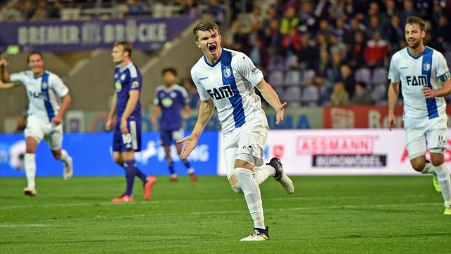 3.Liga: Magdeburg übernimmt Tabellenführung