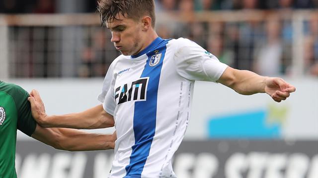 3. Liga: Magdeburg klettert auf Platz eins - Köln hält Kontakt zur Spitze
