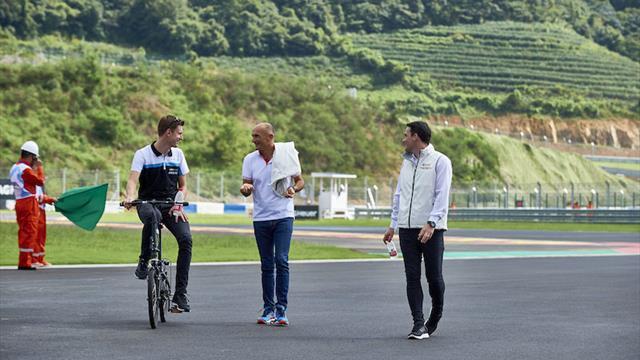 Strecke in Ningbo überrascht WTCC-Fahrer Michelisz