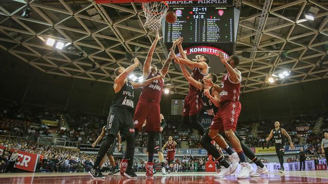 Basketball: Bayern strauchelt, Würzburg und Bayreuth marschieren weiter