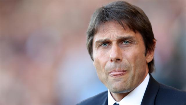 Antonio Conte grateful to have his family with him in second season at Chelsea