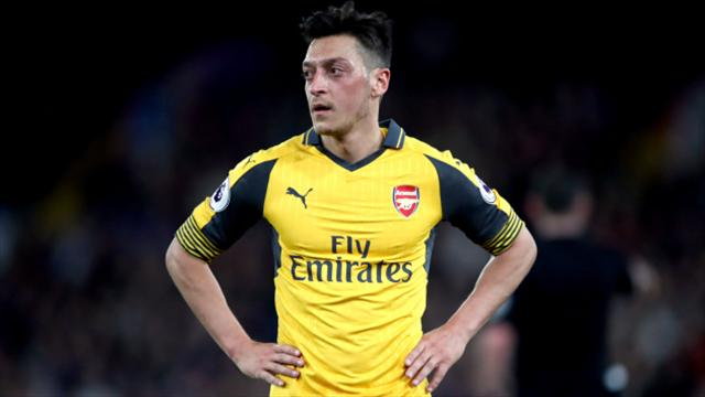 Arsene Wenger: Fit-again Mesut Ozil one of best players in world