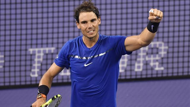 Et une dixième finale pour Nadal, une !
