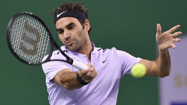 Federer a cravaché mais c'est lui qui défiera Nadal en finale