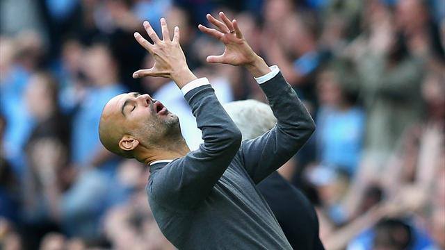 Manchester City streak seals manager of the month for Guardiola