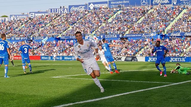 Zidane : «L'important, c'est le premier but de Cristiano»