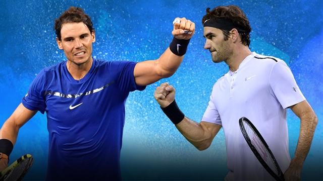 Nadal – Federer : le retour du blockbuster