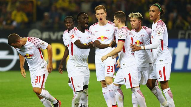 Augustin et Leipzig font chuter Dortmund