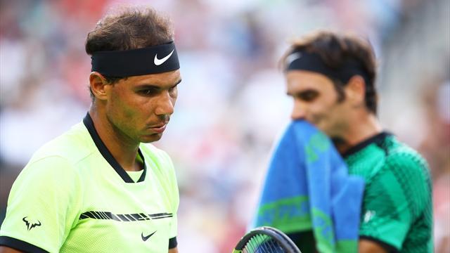 Nadal sur la décision de Federer : «C'est un peu contradictoire»