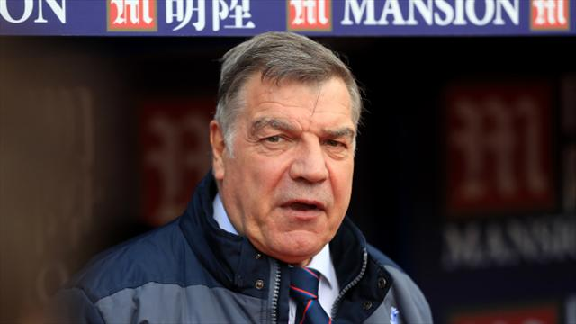 Former England boss Allardyce rules himself out of Scotland running