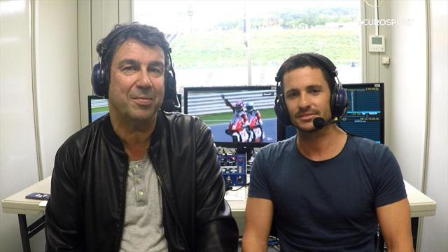 """Randy de Puniet : """"Dovizioso et Marquez nous ont offert un remake du GP d'Autriche"""""""