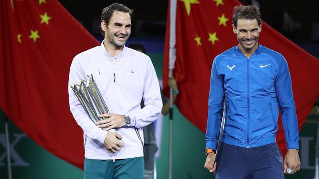 """Roger Federer: """"Nadal ha tenido la mejor temporada. Es un gran estrella, sería duro no tenerle"""""""