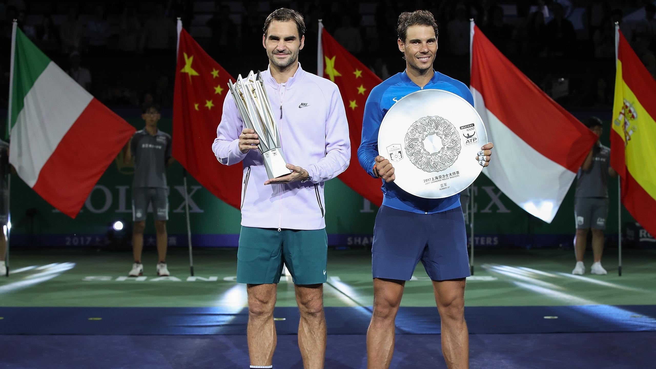 Federer mot nadal i dubai finalen 3