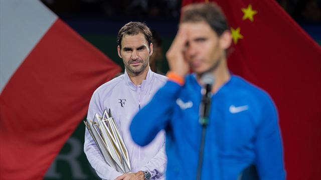 Federer a pris l'ascendant sur Nadal : Les 5 stats hallucinantes qui le prouvent