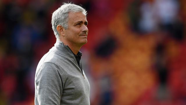 """Mourinho affirme qu'il ne """"terminera pas sa carrière à Manchester United"""" et évoque Paris"""