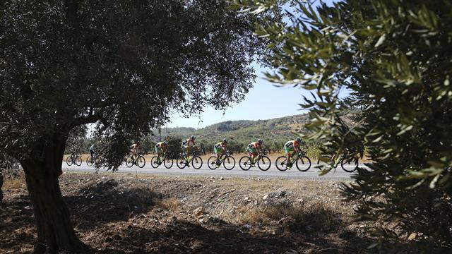 Lokakuun pyöräilyt