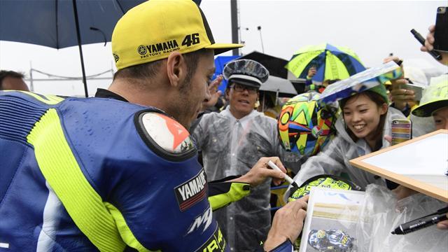 Abe, Ueda, Aoki : ces Japonais qui ont influencé Rossi