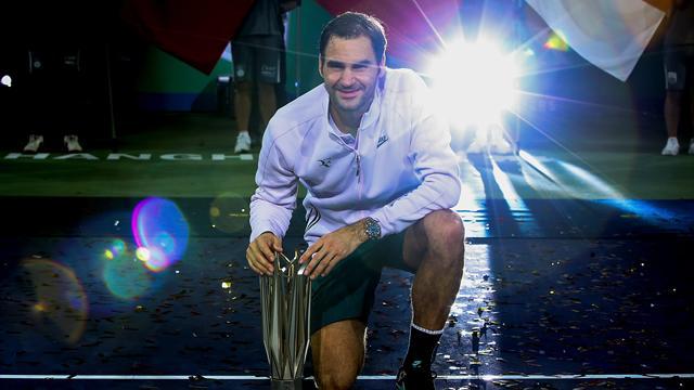 """Federer : """"D'une certaine manière, je ne suis pas surpris"""""""