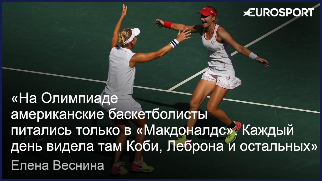 Елена Веснина