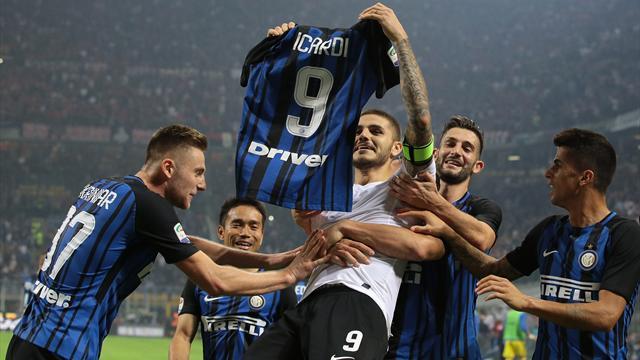 Icardi enfonce l'AC Milan et propulse l'Inter