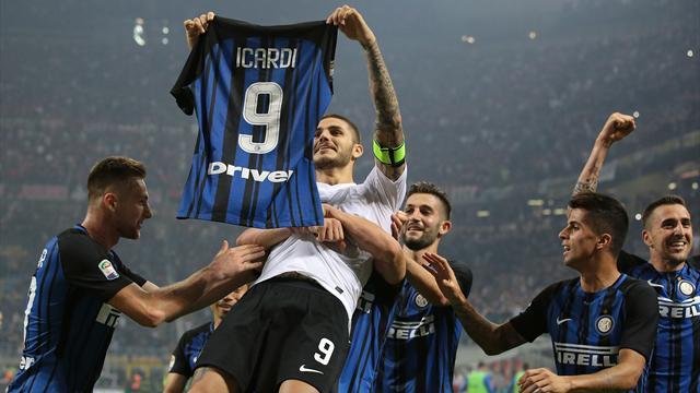 Inter, la carica dei 50.000 di San Siro contro l'Atalanta. E Icardi è pienamente recuperato