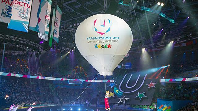 2019 WU: 500-day Countdown to be celebrated in Krasnoyarsk