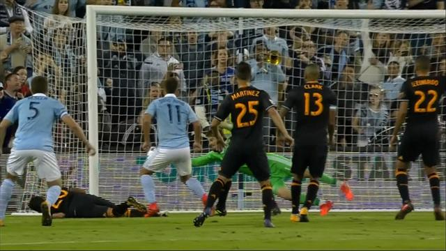 MLS: Sporting Kansas City - Houston Dynamo (Özet)