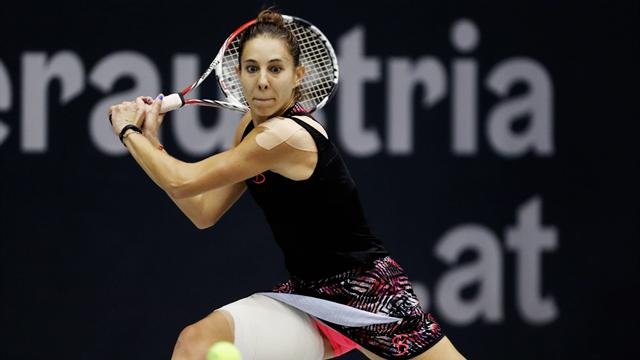 Hobart : Elise Mertens défendra son titre contre Mihaela Buzarnescu