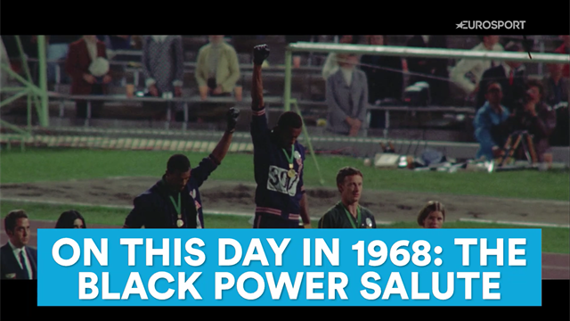 On This Day in 1968: The Black Power Salute