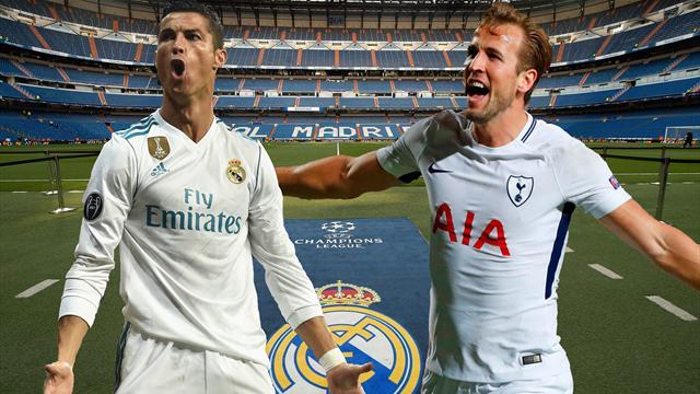 Champions League, Real Madrid-Tottenham: La previa en 60 segundos