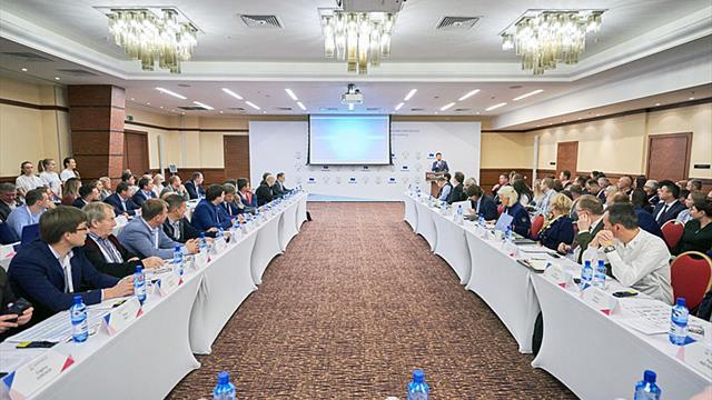 FISU Delegation arrives in Krasnoyarsk for 2019 WU Inspection Visit