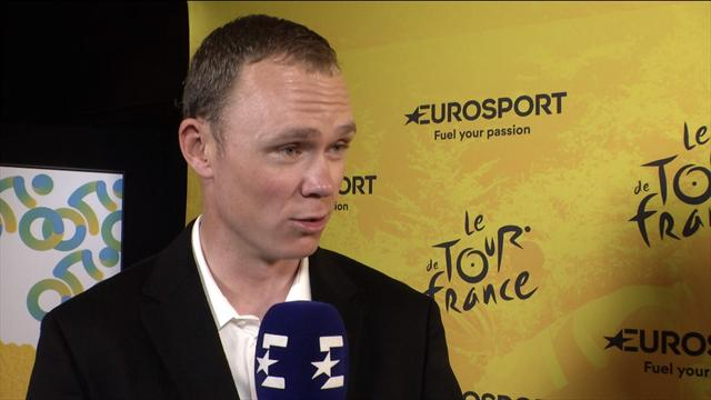Froome: Why riders will be 'very nervous' about 2018 Tour route