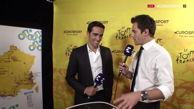 """Contador advierte a Froome: """"El día del pavé es una lotería y pueden pasar mil cosas"""""""