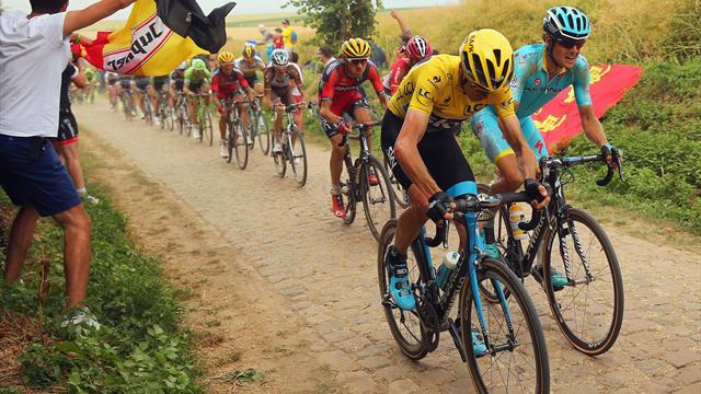 Blazin' Saddles: Tour de France 2018 stage guide