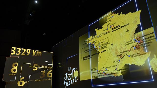 'It gives goosebumps' - The Tour De France's incredible new climb